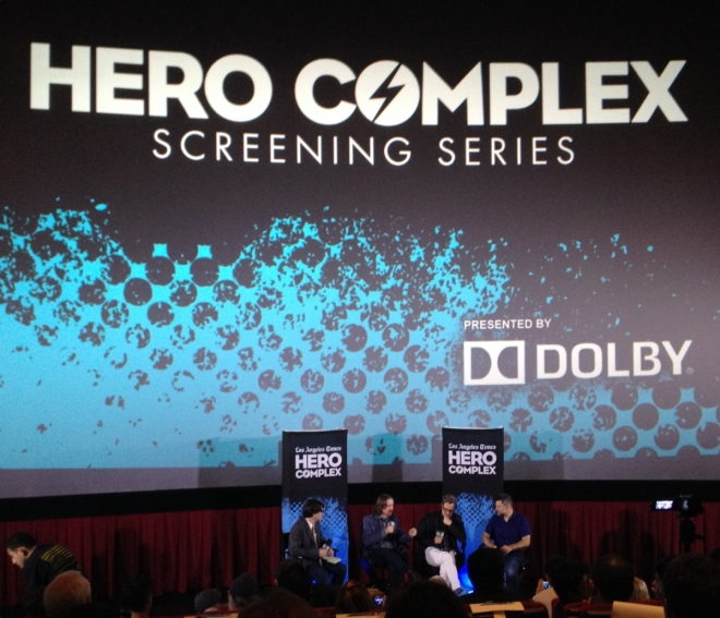Hero Complex Q&A for 'Dawn of the Planet of the Apes' -- Mark Olsen, Matt Reeves, Gary Oldman, Andy Serkis