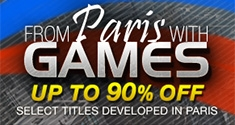 From Paris With Games Steam Sale