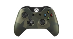 Armed Forces Themed Xbox One Controller