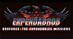 Expendabros Broforce: The Expendables Missions News