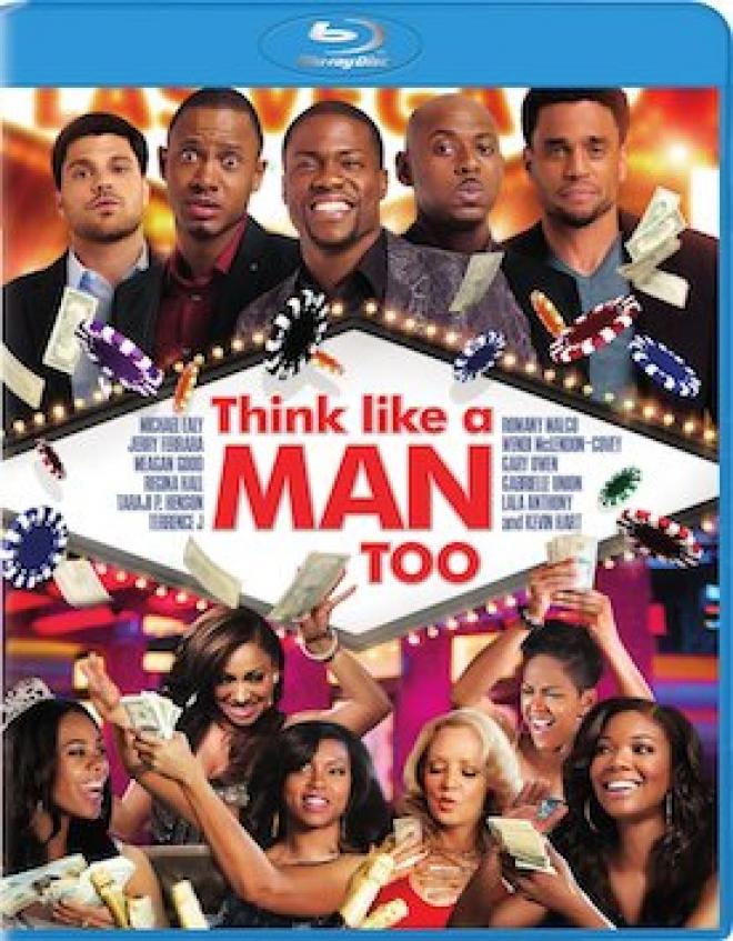 Act like a man think like a lady 2