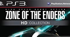Zone of the Enders HD Collection PS3