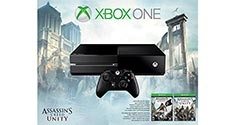 Xbox One Assassin's Creed Unity Bundle News
