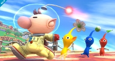 Super Smash Bros. for 3DS Roster Fighter List Olimar