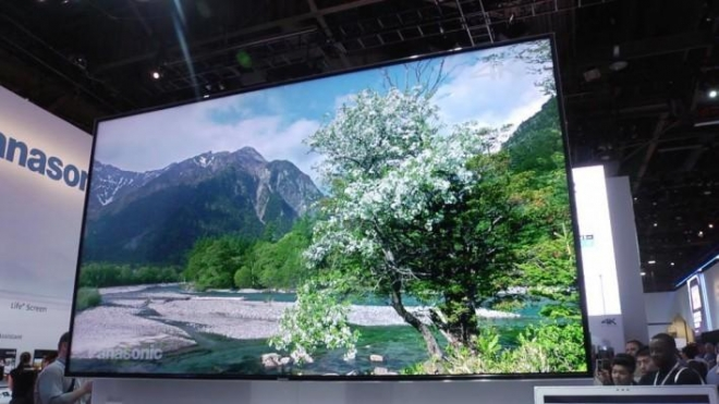 Panasonic 4K UltraHDTV