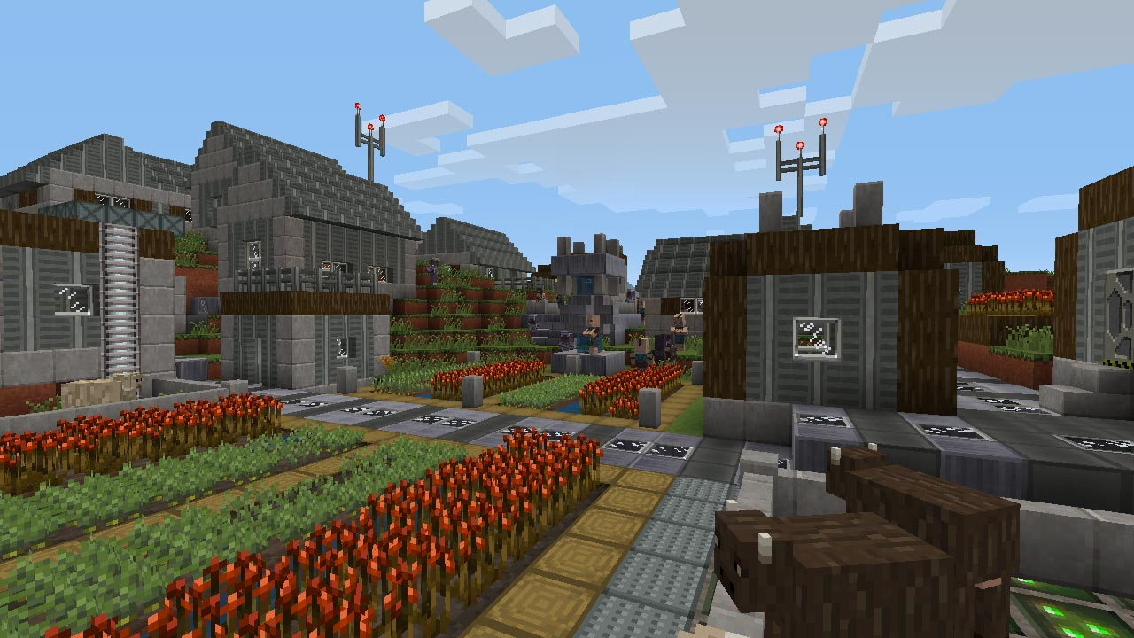 minecraft xbox one edition xbox one review high def digest