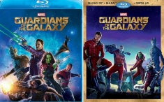 'Guardians of the Galaxy' on Blu-ry and Blu-ray 3D December 9