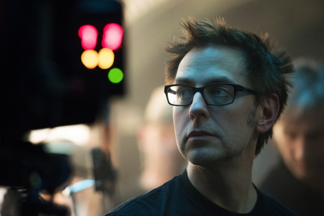 James Gunn, co-writer/director of 'Guardians of the Galaxy'