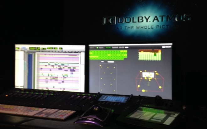 Dolby Atmos Pro Tools Session