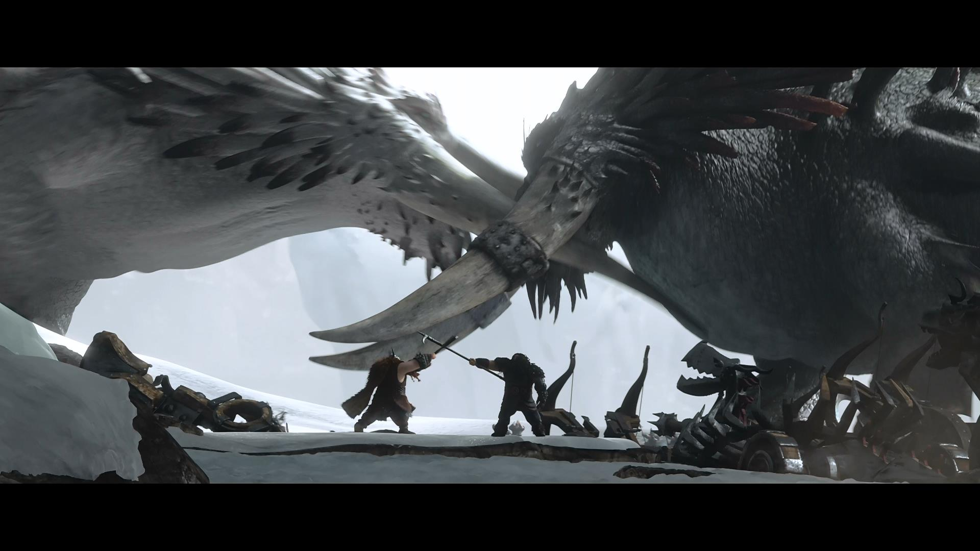 how to train your dragon 2 blu-ray review | high def digest