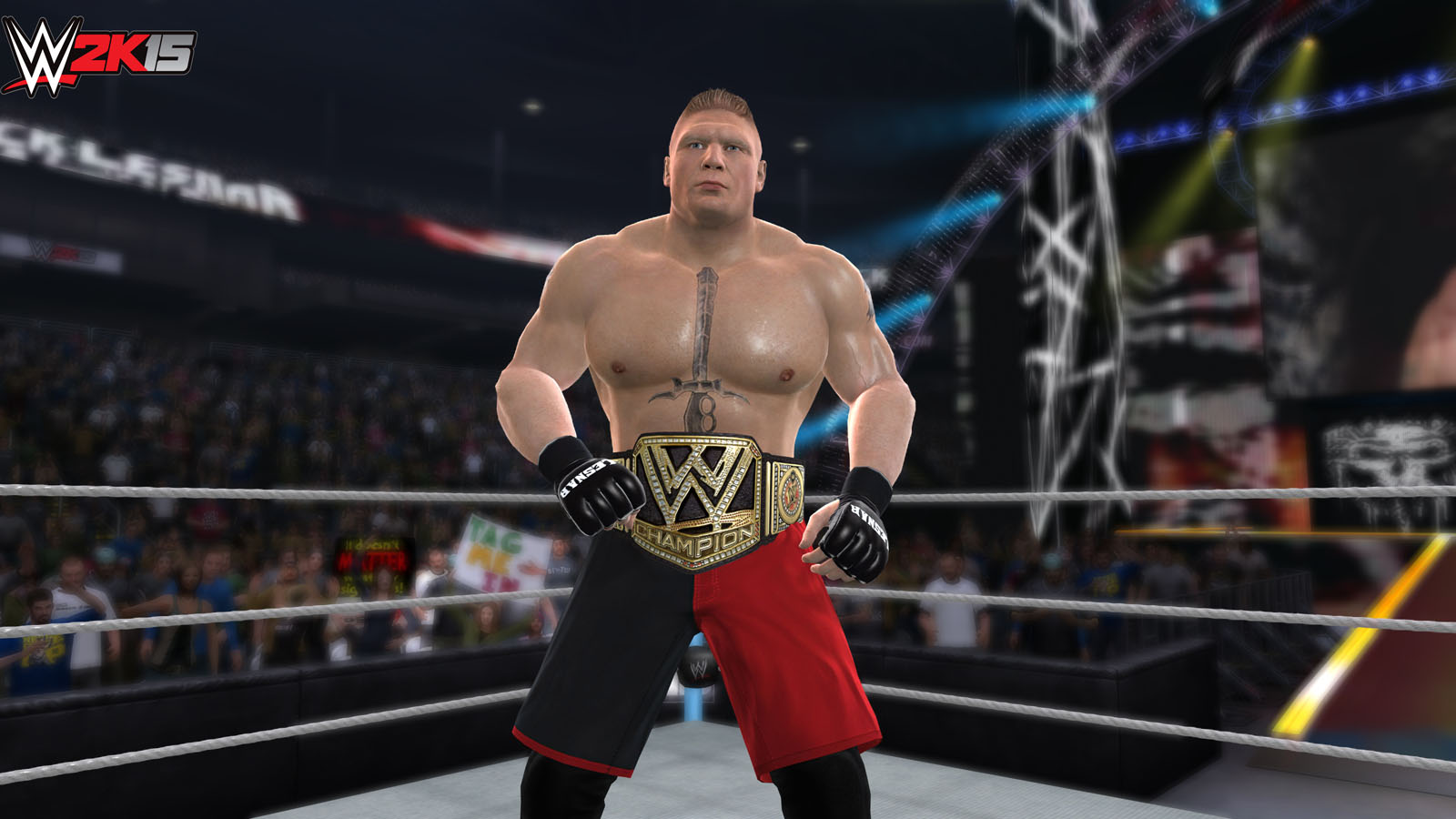 WWE 2K15 Xbox One Review
