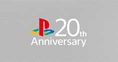 PlayStation 20th Anniversary News