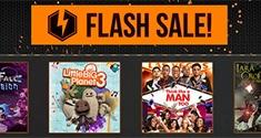 Valentine's Day PSN Flash Sale news