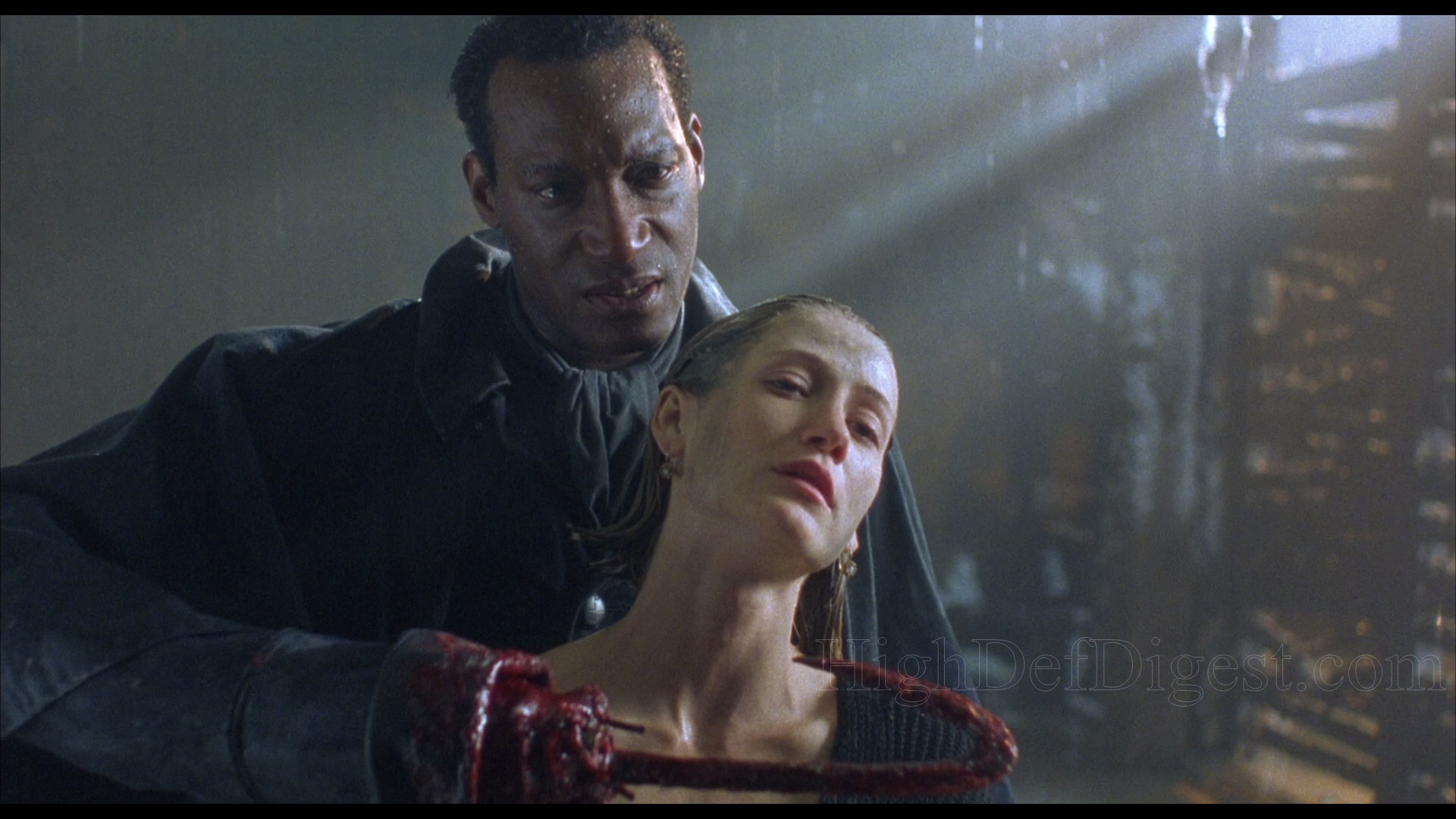 an analysis of the candyman a horror movie The candyman is the titular main antagonist of the 1992 slasher horror film of the same name and its in the second candyman movie farewell to the flesh.