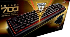 Turtle Beach Impact Keyboard News
