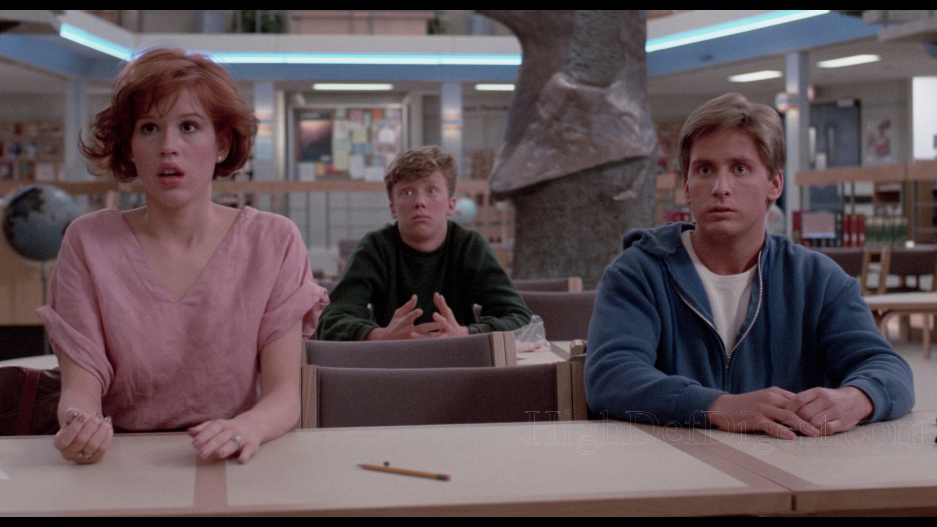 plot and structure in the breakfast club movie The cast of the breakfast club were actors that i looked up to as a child, and still enjoy as an adult i remember my own mother was a big fan of this movie, even.