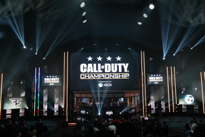 Call of Duty Championship 2015 Main Stage