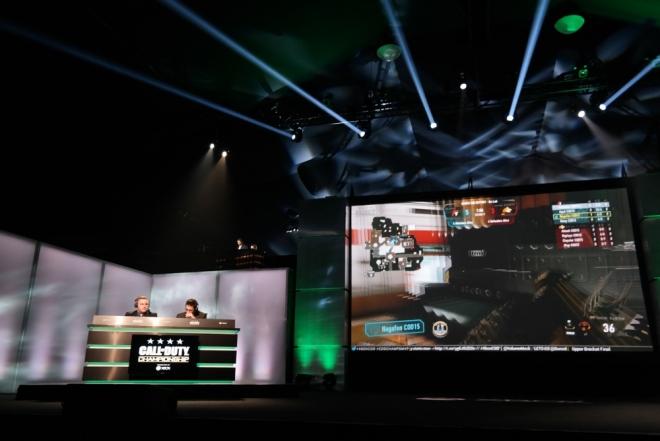 Xbox Live stage