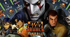 Star Wars Pinball: Star Wars Rebels news