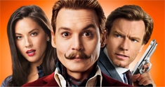 mortdecai news
