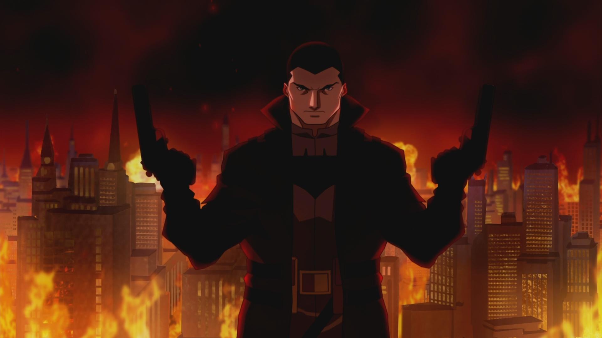Batman vs. Robin: Deluxe Edition (w/Figure) Blu-ray Review ...
