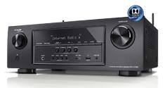 denon atmos dts:X receiver