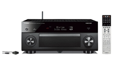 yamaha receivers