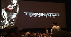 Terminator Genisys screen