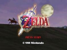 Zelda Ocarina of Time