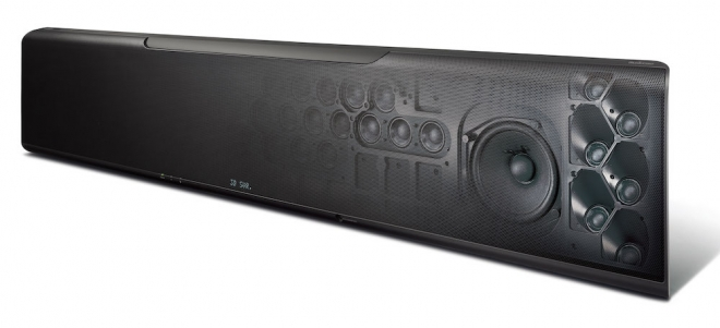 MusicCast Sound Bar with Dolby Atmos
