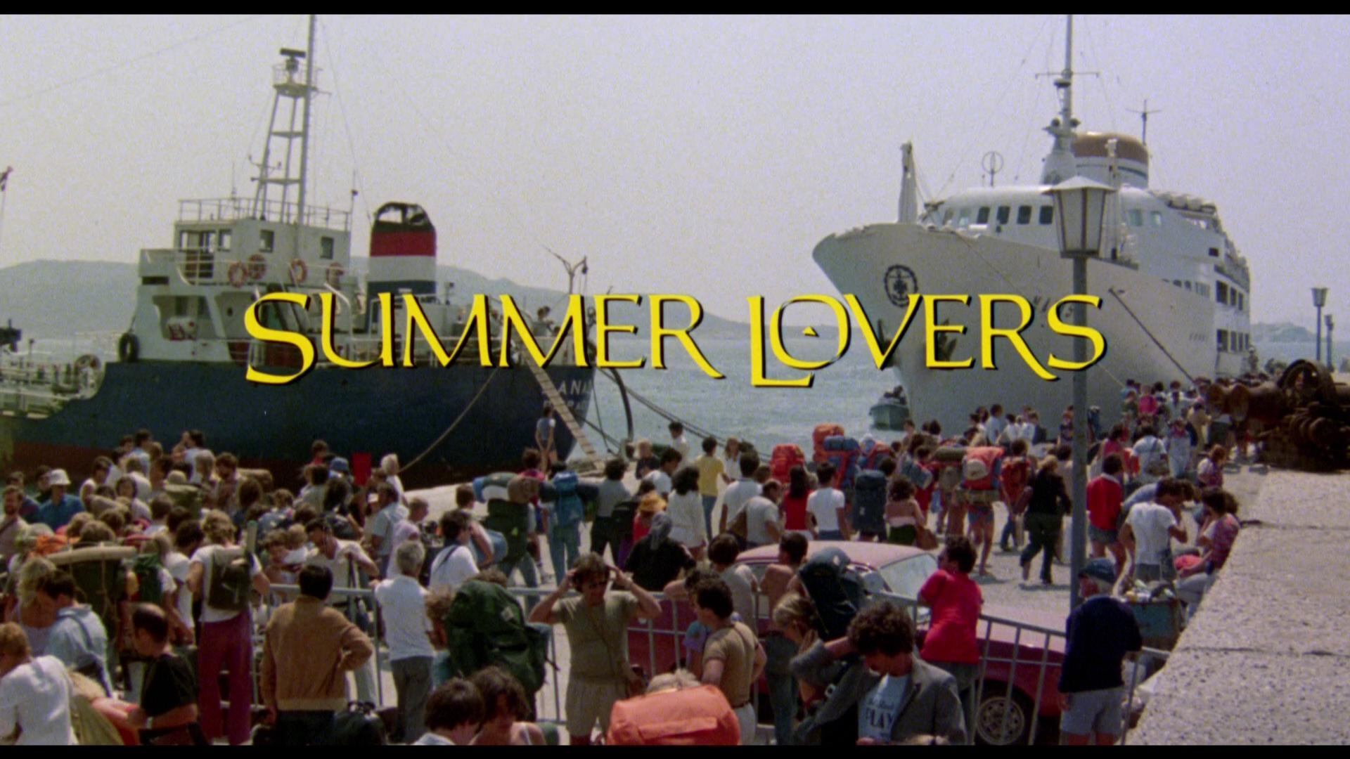 Summer Lovers Blu-ray Review | High Def Digest