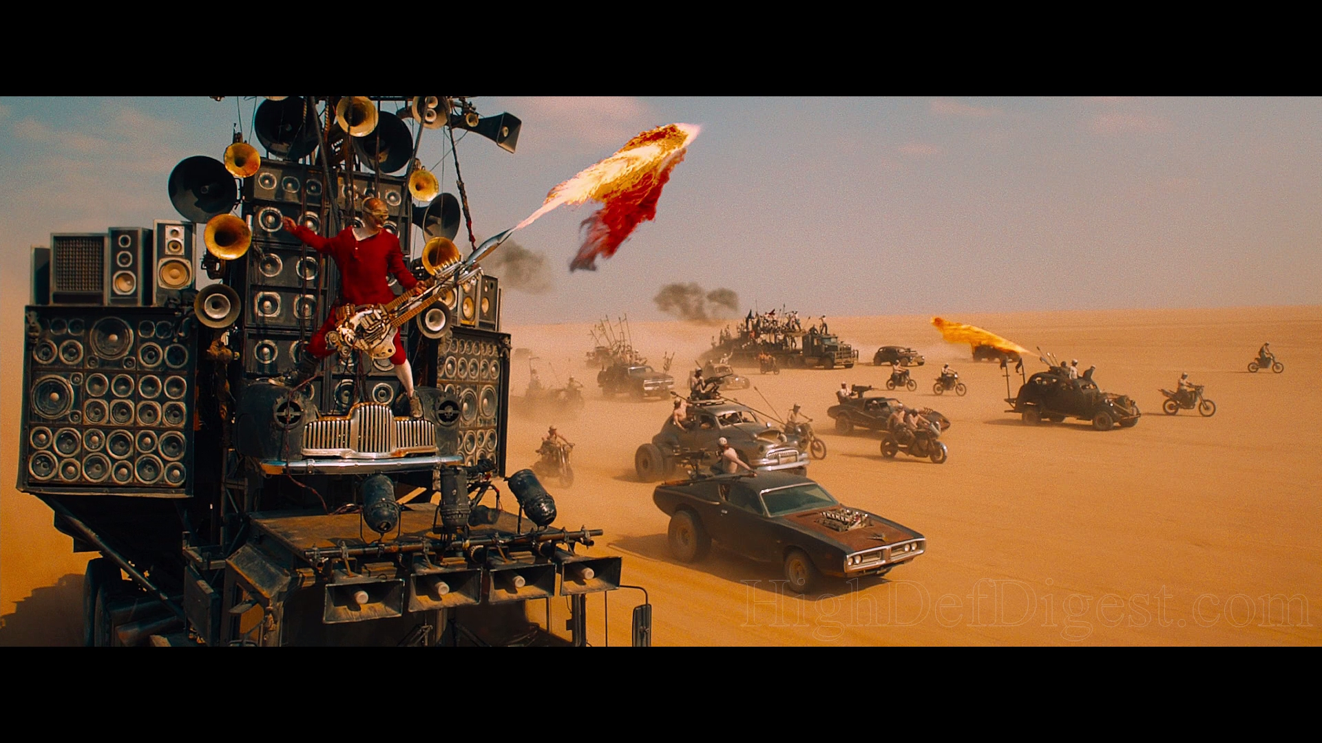 Mad Max: Fury Road Blu-ray Review | High Def Digest