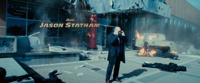 And Jason Statham