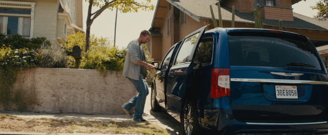 'Furious 7' -- Brian is a dad with a minivan