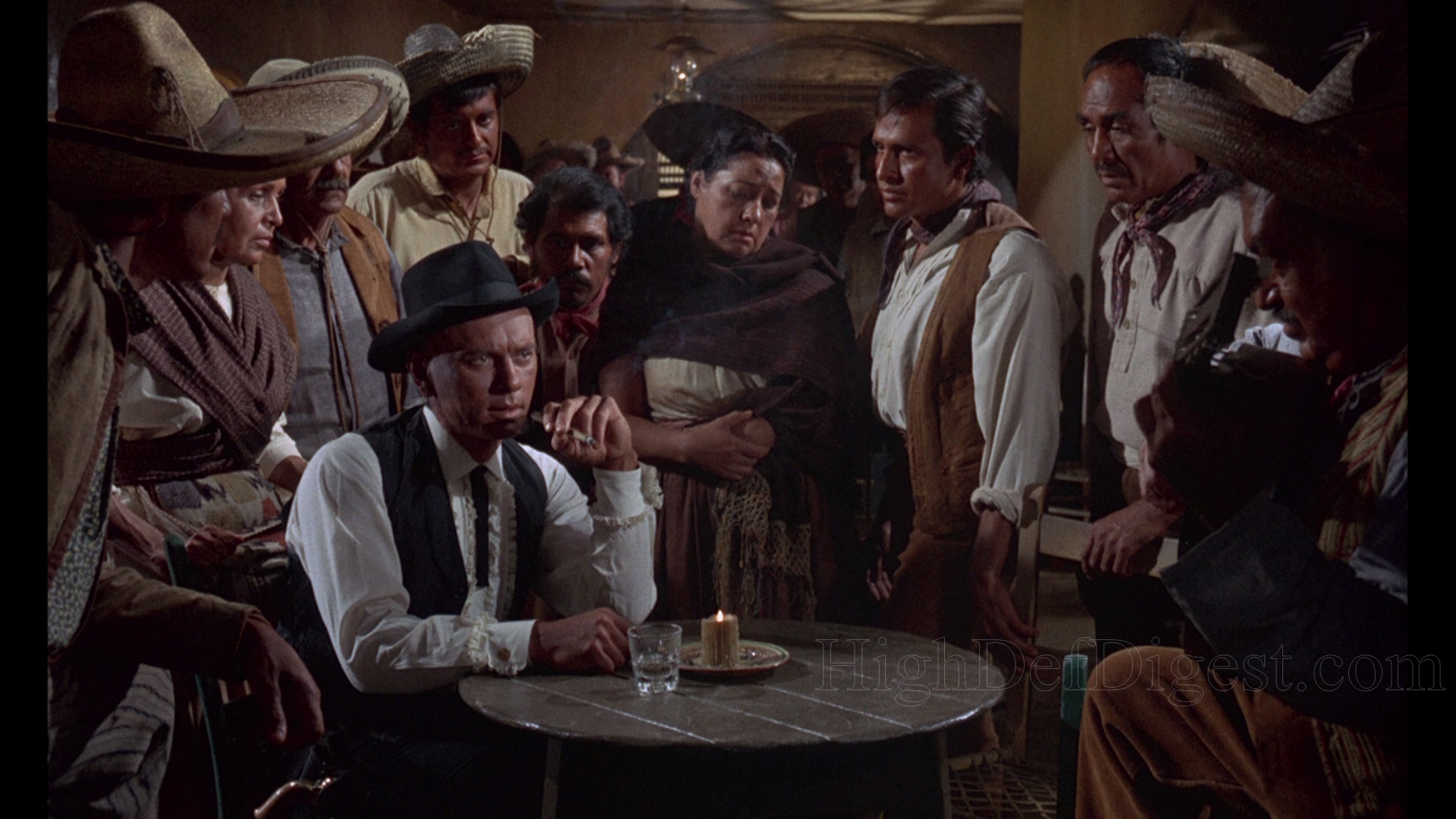 Invitation to a gunfighter blu ray review high def digest starring yul brynner and george segal richard wilsons invitation to a gunfighter is a western gem that really belongs in the list of classics stopboris Gallery