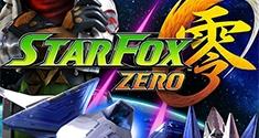 Star Fox Zero Wii U news