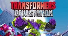 Transformers: Devastation news