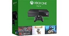 Xbox One 1TB Holiday Bundle news
