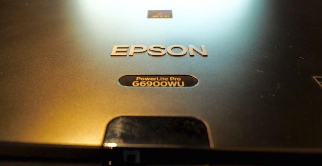 Luxury Technology Show 2015: Epson