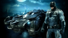 Arkham Knight Batman v Superman