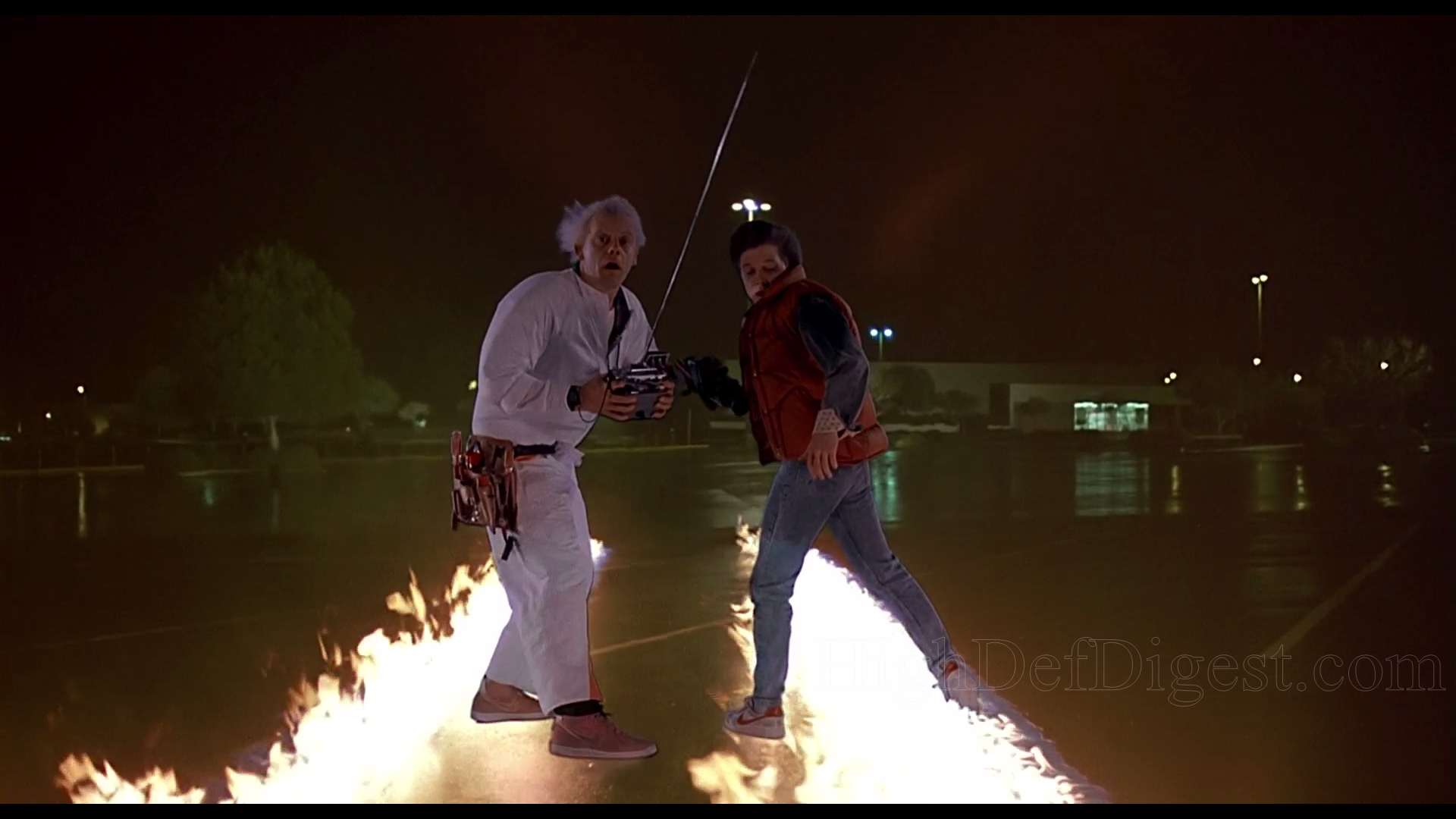 nostalgia in back to the future To the future the first of these is an exploration of the nature and value of fan  nostalgia expressed towards back to the future and other.