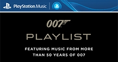 007 Playlist PlayStation Music news