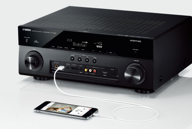 Yamaha_AVENTAGE_RX A1050_iPhone seven channel hub yamaha aventage rx a1050 av receiver review  at reclaimingppi.co
