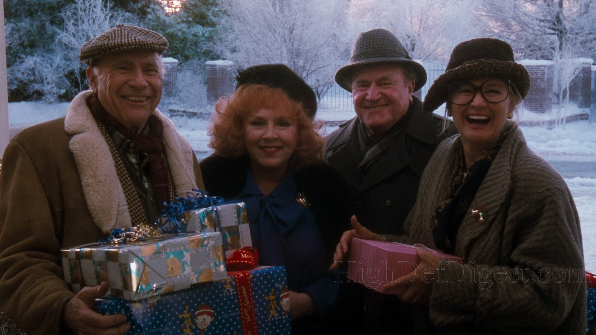 National Lampoon S Christmas Vacation 25th Anniversary Edition Blu Ray Review High Def Digest