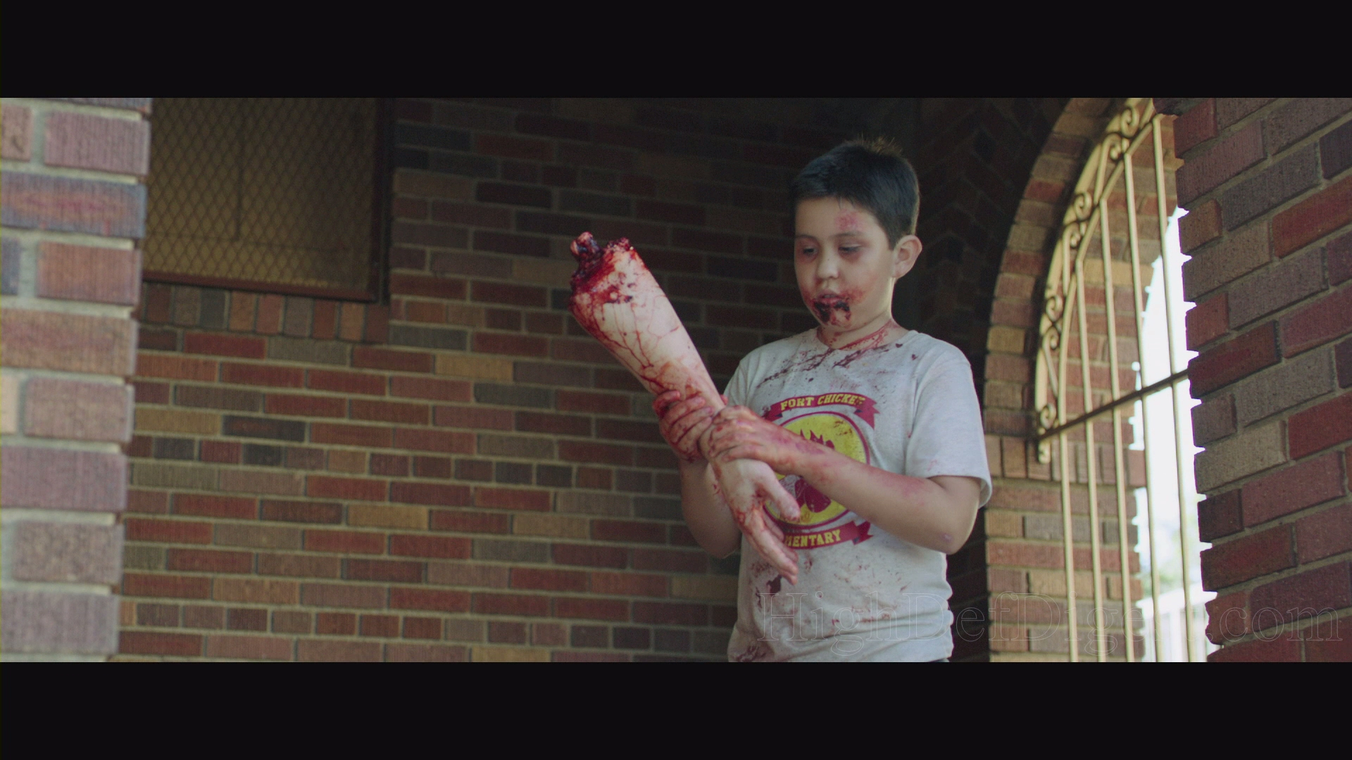 Cooties Blu Ray Review High Def Digest