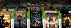 Xbox One Backward Compatible Jan 21