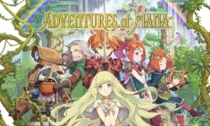 Adventures of Mana Now Available