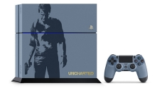 Limited Edition Uncharted 4 PS4 Bundle news
