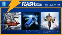 PSN Valentine's Day Flash Sale