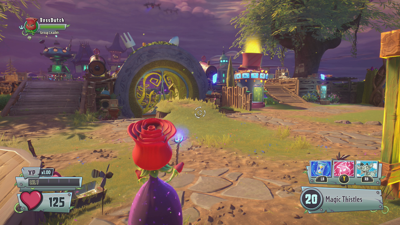Plants Vs Zombies Garden Warfare 2 Xbox One Review High Def Digest